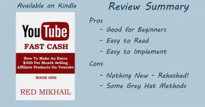YouTube Fast Cash