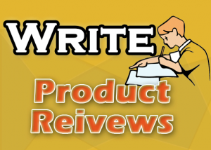 Writing Affilate Reviews