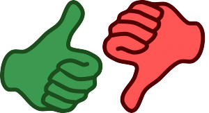 Thumbs Up Down