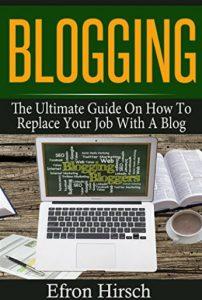 Blogging by Efron Hirsch