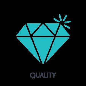 Diamond Representing Value