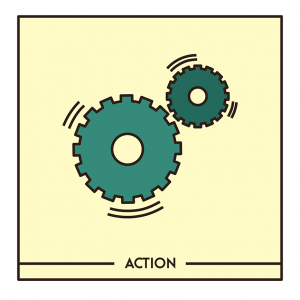 Spin Gears