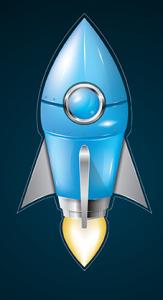 Blast Off Rocket