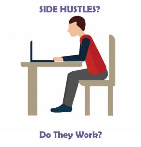 Side Hustles Won't Make You Money