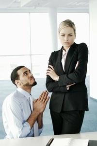 Afraid of Asking Boss