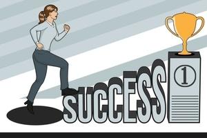 Steps Towards Success