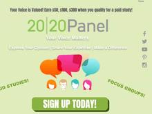 2020 Panel