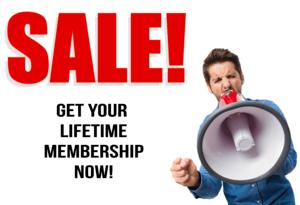 Declaring a Lifetime Membership