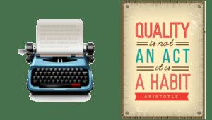 Quality Writing