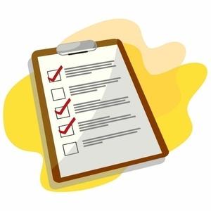 Picture of Checklist