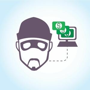 Hacker Stealing Online