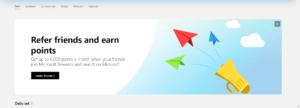 Bing Rewards Referral