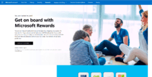Bing Rewards Signup